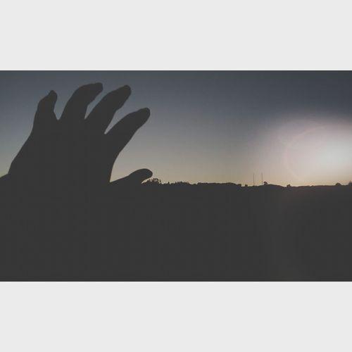 Hold on to Itx Taking Photos IrenesPics Silhouette Sunset
