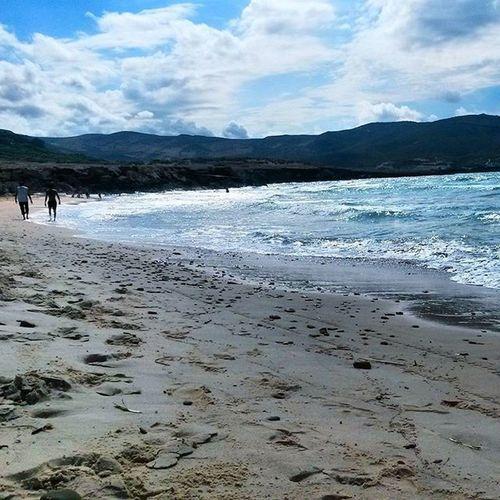 Tunisie Bizerte Plages_de_bizerte Dar_el_janna Summer Time  Vacances