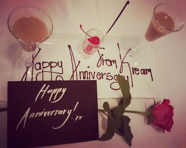 Anniversary Kream HappyLady Rose🌹 Blessed  Excitedaboutlife Theone