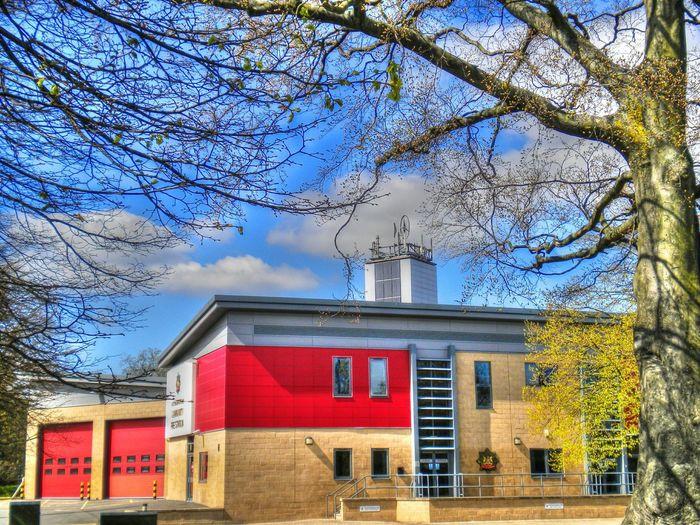 Chaddesden Fire Station