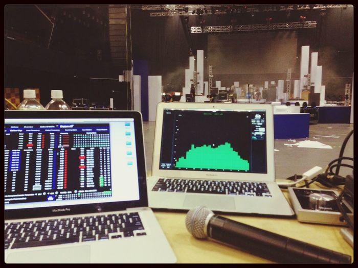 Smaart Meyersound Live Sound Audio