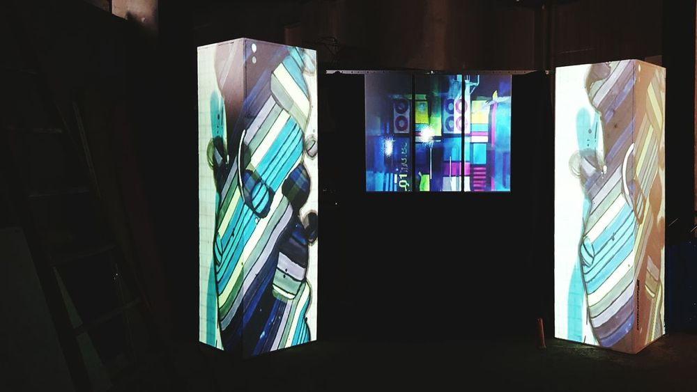 Projection Mapping Videomapping Events Modernartvideos Event Party Vjay ArtWork