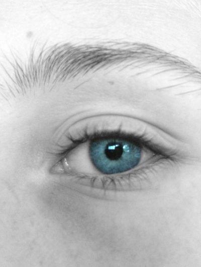 Blue Eyes Blue Pop Ocean Eyes IPhoneography