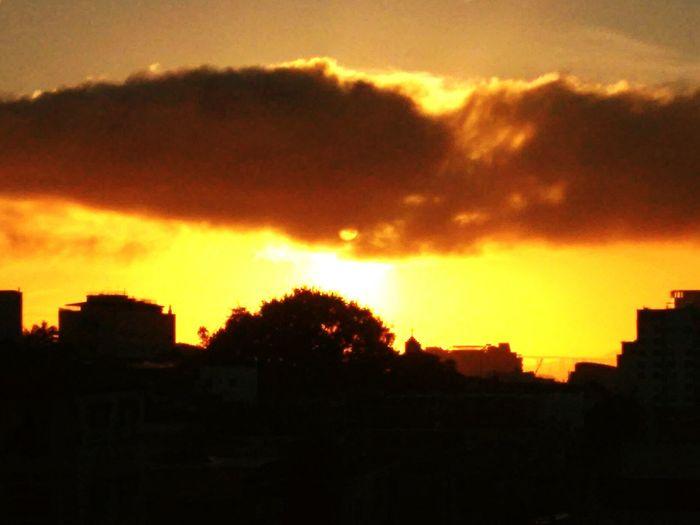 Sunrise_sunsets_aroundworld Tranquility Cloud - Sky Outdoors City Sky Beauty In Nature Sunrise And Clouds Sunrise Colors Sunrisephotography Sunriseporn Sunriselovers Morning Sky Morning Light Morning Sun