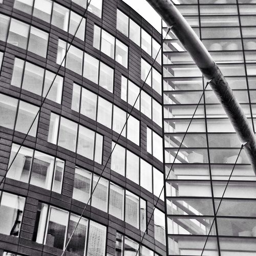 Shoot Share Learn Manchester, EyeEm Meet-up Black And White Architecture Reflection