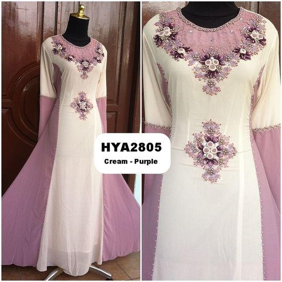 Dress Princess Embroidery Dress Beads Abaya And Hijab Times