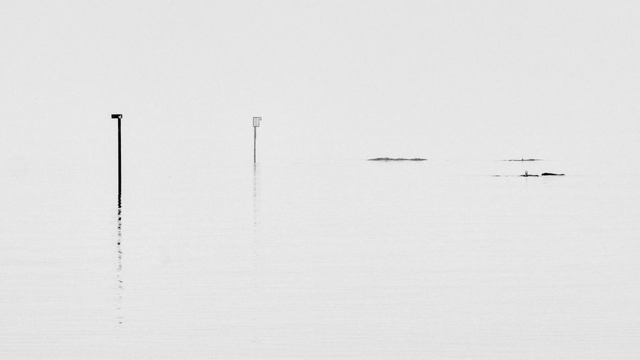 Aid to Navigation - seascape - in the fog outside Flaskebekk at Nesoddtangen Norway Aid To Navigation Black & White Monocrom Blackandwhite Fog Foggy Morning Foggy Seascape Monocrome Photography Nature No People Outdoors Scenics - Nature Sea Seascape Tranquil Scene Tranquility Water Waterfront
