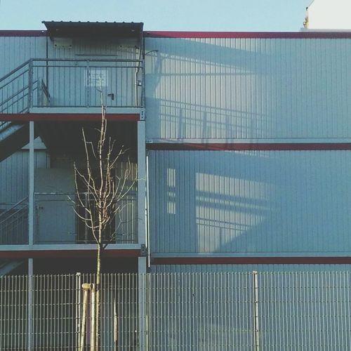 Alles Nur Fassade Architecture Container