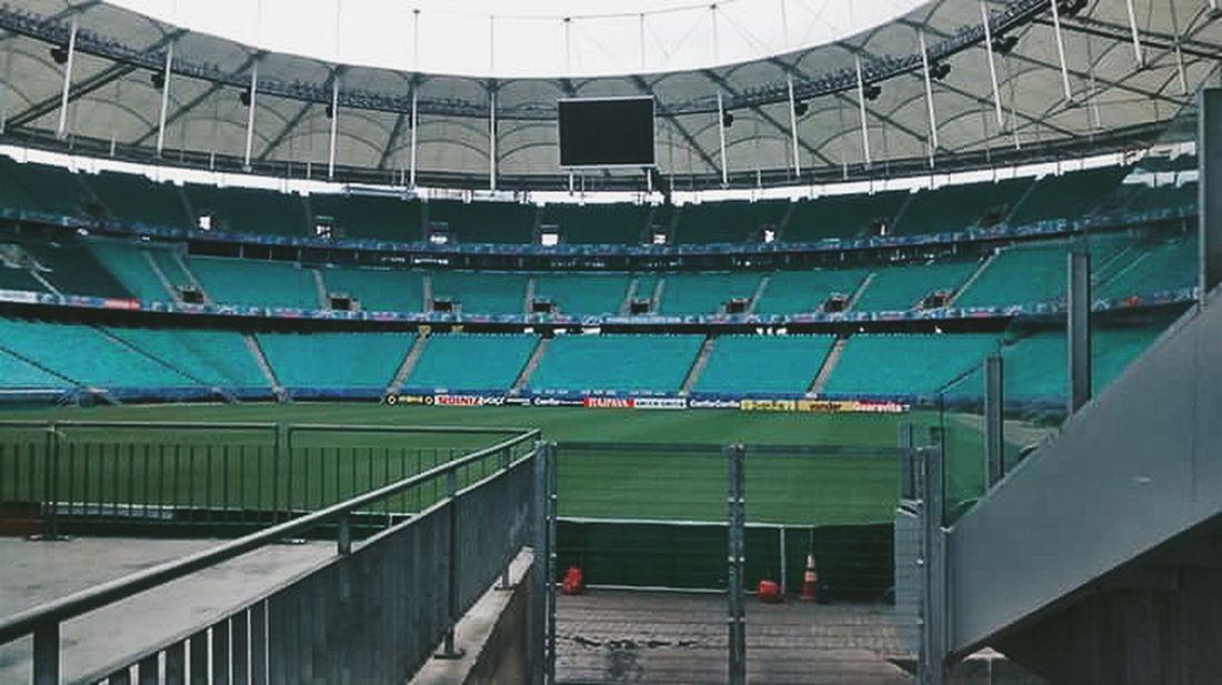 Arena Fonte Nova Brasil ♥ Salvador Bahia Stadium Architecture Word Tropical Climate
