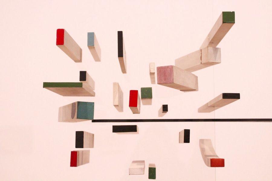 No People Day Shapes Geometric Shape Geometry Art Gallery TateModern 3D