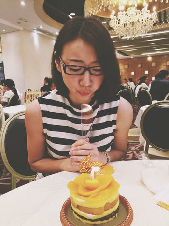 Bday Birthday Girl Enjoying Life Love June That's Me Cheese! Happy HongKong