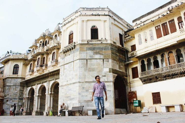 Seeing The Sights Bagorekihaveli Udaipur Rajasthan Traveldestination Thefamousplace