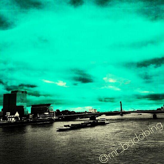Skyline Sky Heaven Himmel Pics By Mr_badabing Fluss Wasser