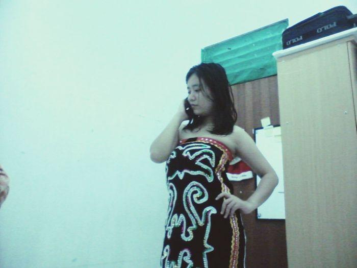 Ladydayak Justtakeapicture Me Getsomecultureinyourlife Borneo Westborneo EyeEm Indonesia