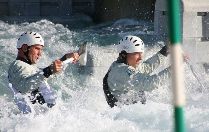 Kayaking Canoeing Water_collection