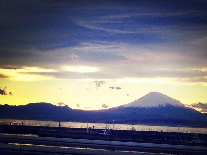 Nature Walking Mt.Fuji Enoshima