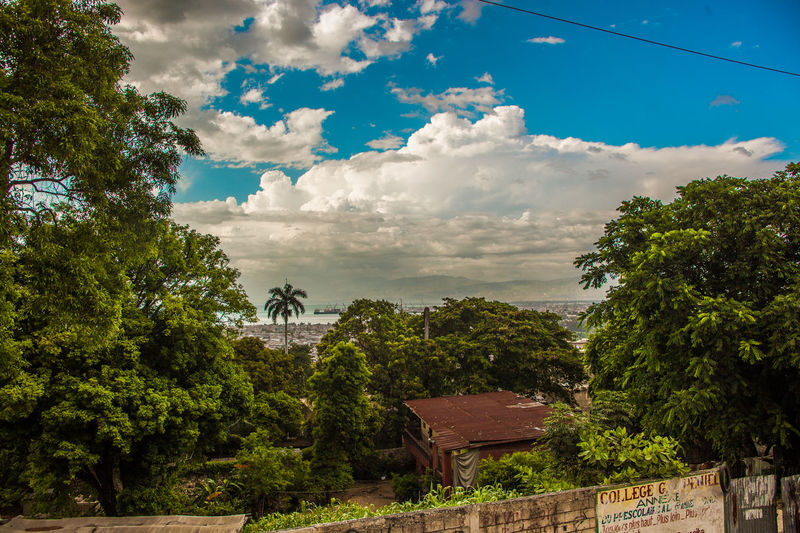 B Beauty In Nature Bestoftheday Clouds And Sky Dirty Build EyeEmNewHere Haiti Haitian Hanging Out Old Buildings Poverty Sky EyeEmNewHere