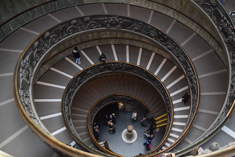 Indoors  Spiral Staircase Steps Steps And Staircases Tourism Travel