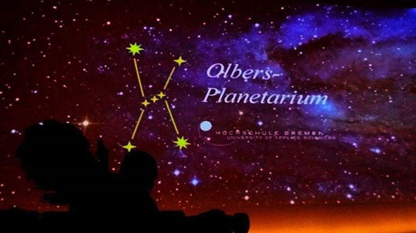 In Olbers Planetarium, Hochschule Bremen - ein neues Blogpost auf Nakieken.de 😄 Space Weltraum Deepspace Sterne  Bremen Reise Städtetrip Ausflugsziel Ausflug  Planeten Planets Planetas Planetarium Planetario Planetarium15