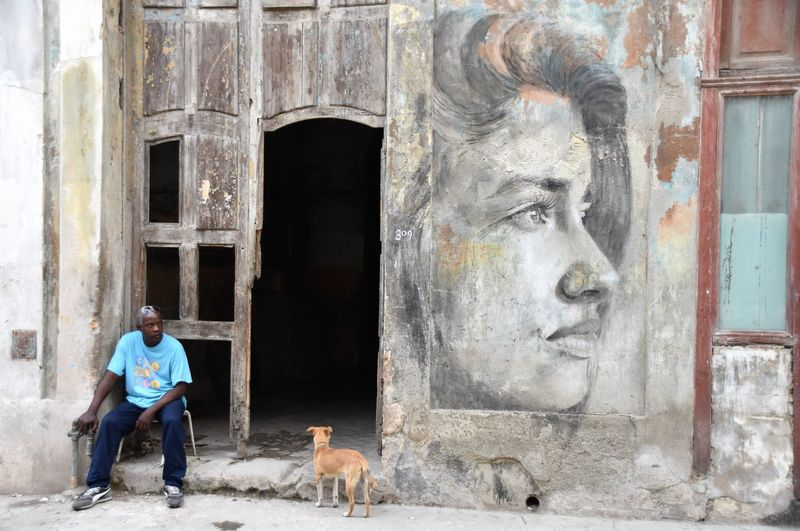 Adult Cultures Dog Graffiti Graffiti Art Lonley Men One Animal One Man Only One Person Outdoors People Pets Portrait Portrait Of A Woman Remember Single EyeEmNewHere