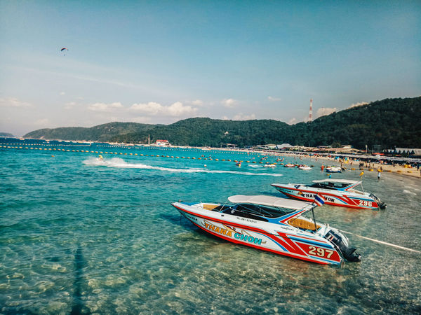 """Happy"" Happy :) Happyday♥ Sea And Sky Thailand Venture OPPOFS1 สะมะภพอินฟรุ้งฟริ้ง"
