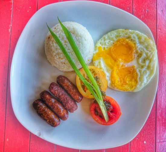 Vigan Longganisa Breakfast Foodphotography Gourmet