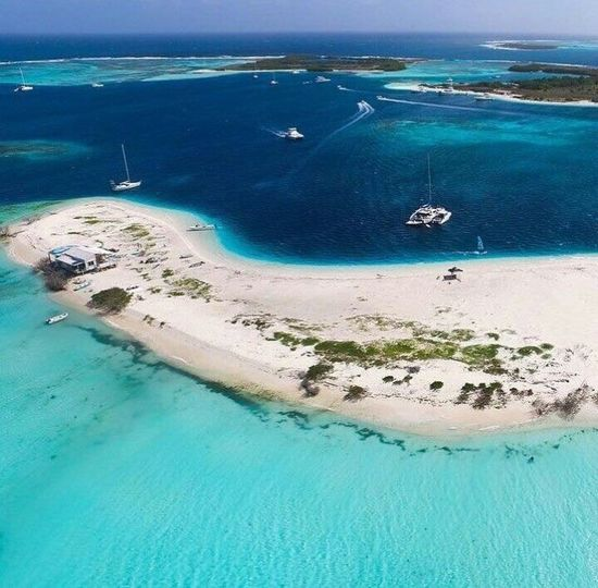 Los roques, Venezuela Sea Aerial View Water Beach Travel Destinations Vacations Travel Scenics Tourism Coastline Sand Beauty In Nature Nature Outdoors Landscape Horizon Over Water Tropical Climate Coastal Feature Nautical Vessel Day