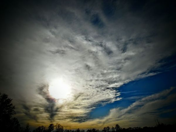 Clouds And Sky Godscreation