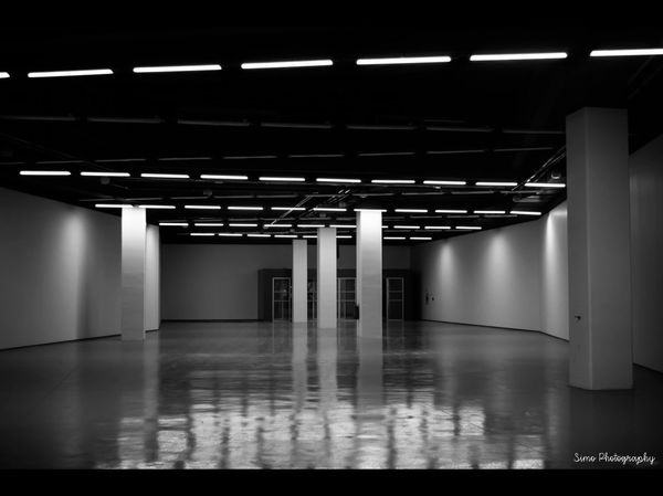 Architecture Built Structure Ceiling Day Empty Flooring Illuminated Indoors  No People