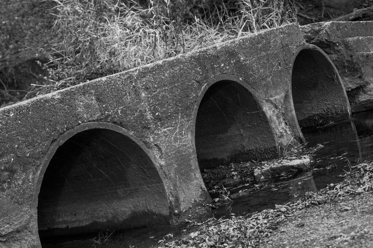 Dilapidated Blackandwhite Black And White Bridge Creek Bridges For The Love Of Black And White Dilapidated Water