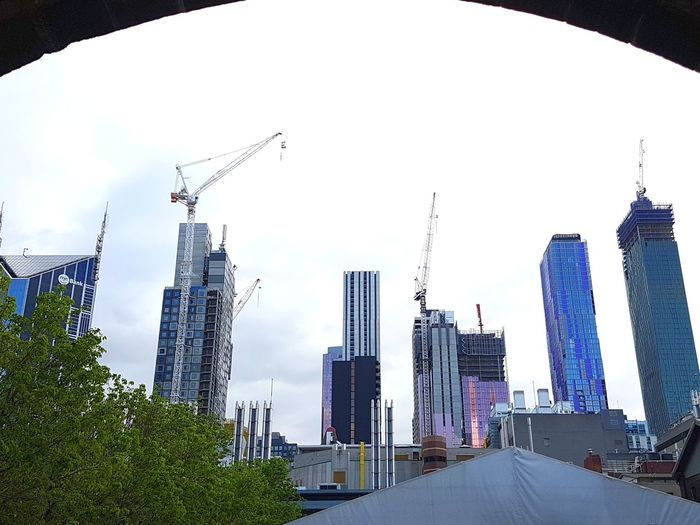 Melbourne! Skyscraper Architecture Urban Skyline Modern City Building Exterior Sky Cityscape Business Finance And Industry Built Structure Outdoors Melbourne Enjoy Life EyeEm Selects EyeEmSelect Eyeemmarket The Week On EyeEm Been There. Weekend The Graphic City
