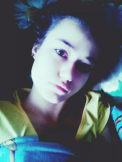Good Morning✌♥ Didn't Go To School! I'm Ill -.- Typical Me Unhappy :( I'm Sad *~* Not A Good Day-./
