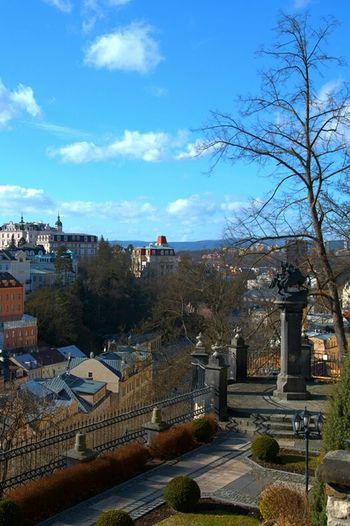 View from Jean De Carro Park . Karlovy Vary Czech Republic Travel Photography Great Views From My Point Of View Enjoying The View Amazing View