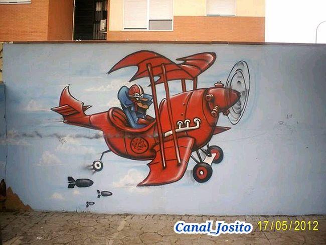 Serie 1/6. Inconfundibles estos Graffity en Barrio El Naranjo de Fuenlabrada Madrid Españoles Y Sus Fotos
