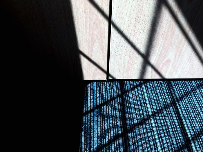 Shadows perspective Wallpaper Background EyeEmNewHere AI Now Close-up Architecture Indoors  Built Structure Pattern Window No People Day Sunlight Shadow EyeEm Selects Perspective Perspective Photography