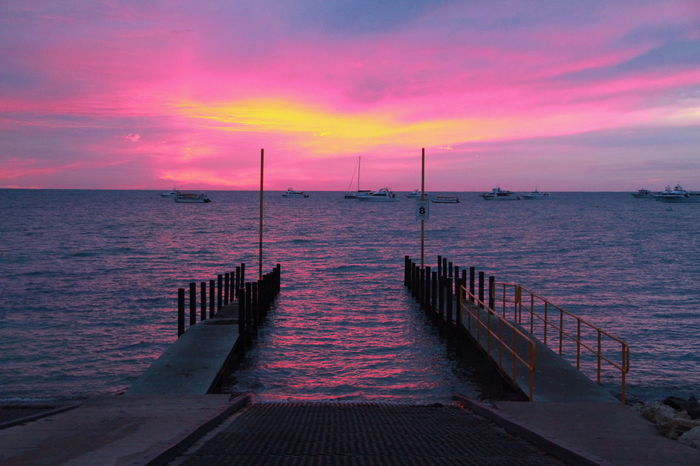 This sunset was just mesmerizing! Mesmerizing Yachts Beauty In Nature Boat Ramp Boats Moored Cloud - Sky Horizon Horizon Over Water Idyllic Nature No People Outdoors Pier Pink Color Purple Color Romantic Sky Scenics - Nature Sea Sky Spectacular Sunset Sunset Tranquil Scene Tranquility Transportation Water