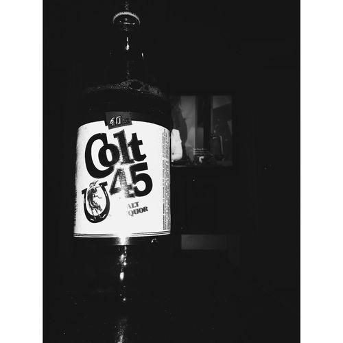 Colt 45 Alcohol Maltbeer Beer
