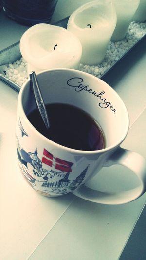 Drinking tea while having a nice evening date with my homework! Homework Tea Disney Evening