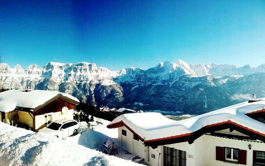 Bye Bye Winter Landscape Snow ❄