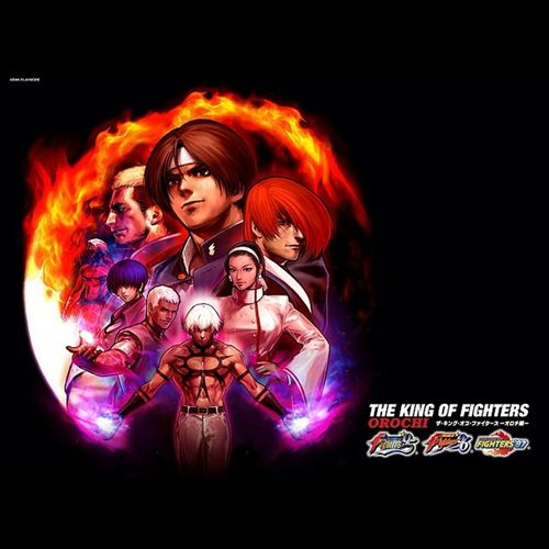 One of the greatest games KingOfFighters