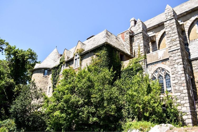 Hammond Castle Architecture Low Angle View History EyeEmNewHere EyeEmNewHere