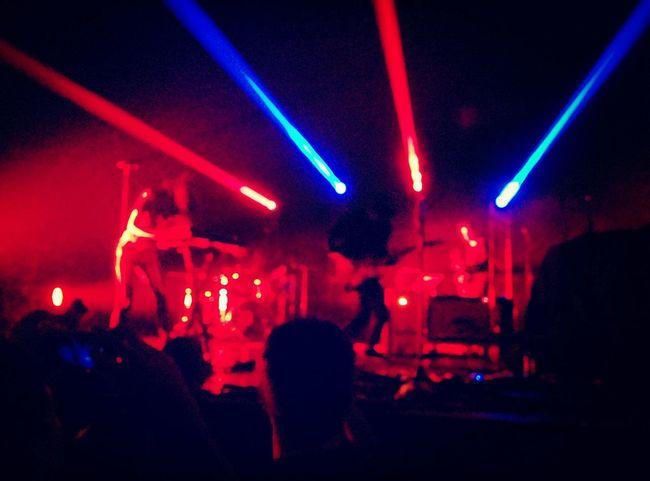 Live Music Phantogram Metropolis Montreal, Canada