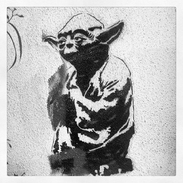 Morning Master yoda!