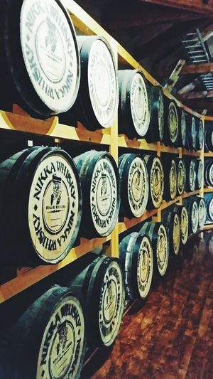 Japan Hokkaido Yoichi Nikka NIKKA Whisky
