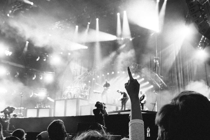Berlin Concert Concert Photography Crowd Festival Festive Season From My Point Of View Hand James Bond Live Music Lolla Lollaberlin Lollapalooza Lollapalooza2015 Music Musician Sam Smith Tempelhofer Feld