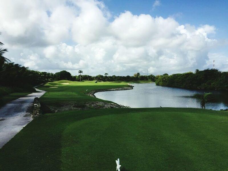 Punta Cana Golf ⛳ Loving Life!