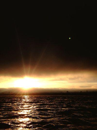 6.00 Am Fishing 🐟🚣🏼⚓️ Sunrise Hersones Sevastopol  Blacksea Crimea