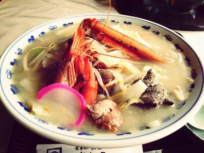 鯵ヶ沢 Lunch