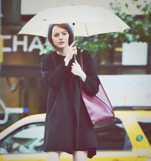 Emma Stone. Pretty Girl.