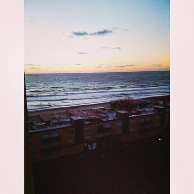 gesull Playa Playamor Beach Gesell amanecer chill